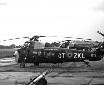 Sikorsky S-58 , BAF (FK)