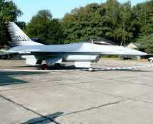 F-16, Kleine Brogel 2009 (FK)