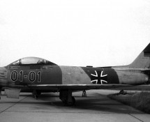 Sabre Luftwaffe at Manching
