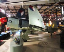 Hawker Sea Fury 6-43 (HE)