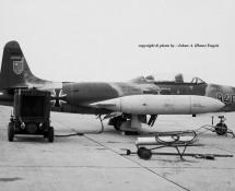 Lockheed T-33 , WGAF (resident) (HE)