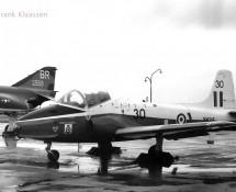 Jet Provost , RAF (FK)