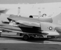 a-7-corsair II 70-977-usaf-le-bourget-27-5-1971-j-a-engels