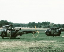 alouette 3-a-528-en-bölkow-105-b-76-k.lu. eindhoven-19-9-1986-j-a-engels