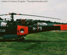 alouette 3-h-75-sar-flight-dln-11-6-1983-j-a-engels