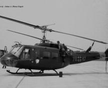 Bell UH-1 , WGAF (HE)