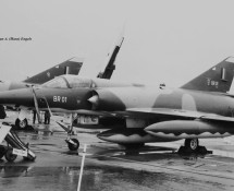 Mirage 5BR , BAF (HE)
