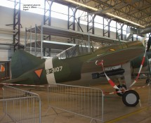Brewster Buffali B-3107 (HE)