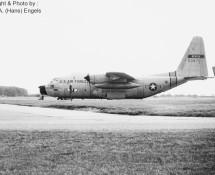 C-130 USAFE . Mildenhall 1970 (HE)