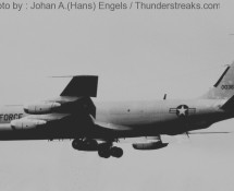 C-135 USAF Lakenheath . 1970 (HE)