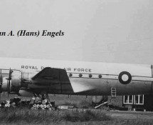 Douglas C-54 , Danish AF (CHE)