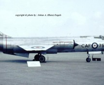 cf-104 canadese lm caf756 (12756) -frankfurt 1969-j-a-engels