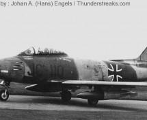 Canadair Sabre CL-13 Luftwaffe , 1966 (HE)