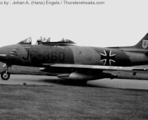 Canadair Sabre CL-13 Luftwaffe 1966 (HE)