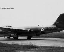 Canberra , RAF (HE)