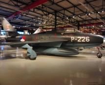 P-226 in the KLu museum at Soesterberg (FK)