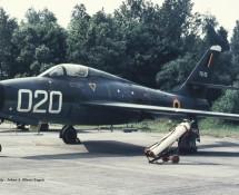 FU20, Beauvechain 1970 (HE)