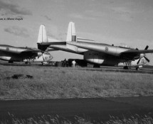 C-119 Flying Boxcar , BAF (HE)