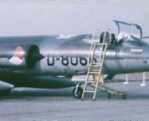 f-104-d-8066 k.lu. 306 sq. eindhoven-8-9-1967-j-a-engels