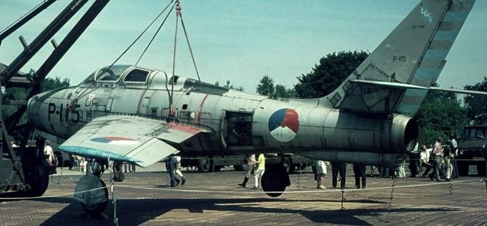 P-115 at a Deelen Klu Open Day (FK)