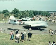 Meteor F.4 K.Lu. , Deelen 1973 (FK)