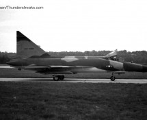 "F-102A ""Wolfhounds"" USAFE (CFK)"