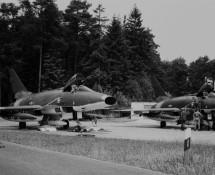 F-100D , USAFE (HE)