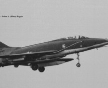 F-100 USAFE . Jever 1968 (HE)