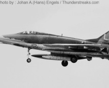 F-100D USAFE . Lakenheath . 1970 (HE)