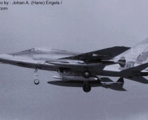 F-100D USAFE . Lakenheath 1970 (HE)