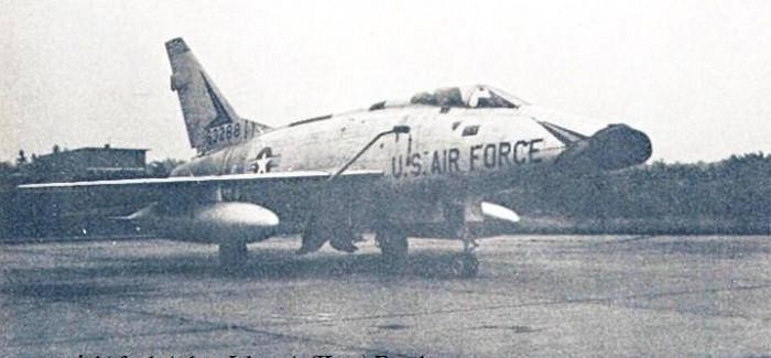 Base Visit Eindhoven AB (NL), September 24th, 1966