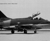 F-100F , USAFE (HE)