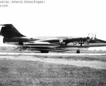 F-104 Luftwaffe , 1967 (HE)