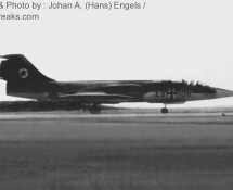 F-104 Luftwaffe . 1967 (HE)