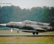 F-104 Italian AF . 1994 (HE)