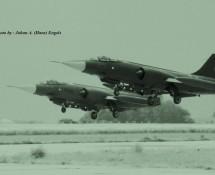 f-104 deense lm r-702-en-r-345-beauvechain-27-6-1970-j-a-engels