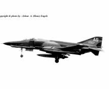 RF-4C USAFE . Alconbury . 1970 (HE)