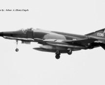 RF-4C USAFE . Alconbury 1970 (HE)