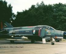f-4f phantom-3801-duitse-luftwaffe-jbg36 twenthe-15-9-1979-j-a-engels
