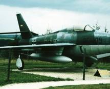 F-84F in 1990 (HE)