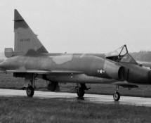 "(1968) F-102A ""Wolfhounds"" , USAFE (HE)"