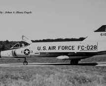 "(1966) F-102A ""Wolfhounds"" , USAFE (HE)"