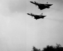 F-102 Delta Dagger , USAFE , 32FIS , 1966 (HE)