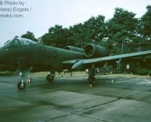 fairchild-republic-a-10-thunderbolt II-77-269-wr-usafe-soesterberg-11-9-1981-j-a-engels