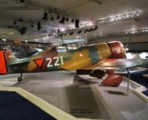 Fokker D.21 221 (HE)