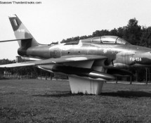 FU108 Florennes 1972 (FK)