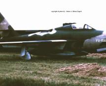 f-84f belg.lm fu156-decoy-bierset-21-6-1980-j-a-engels