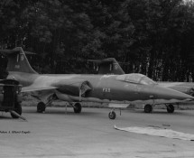 f-104 starfighter belg.lm fx11-bevekom-24-6-1972-j-a-engels