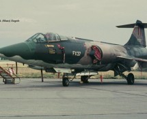 f-104 belg.lm fx37 beauvechain-27-6-1970-j-a-engels