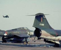 F-84F K.Lu. + F-104 BAF + Wessex RAF (HE)